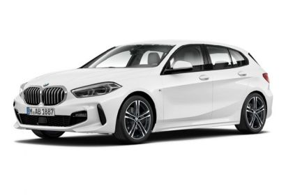 BMW 1 Series personal contract purchase cars
