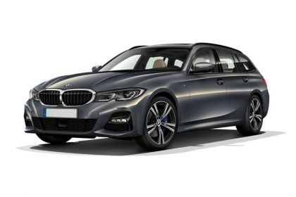 BMW 3 Series personal contract purchase cars