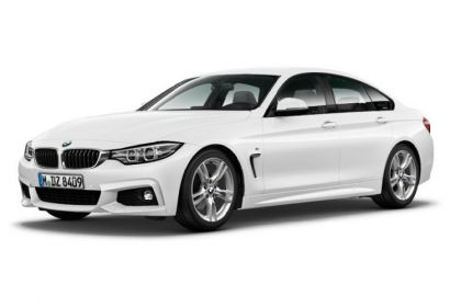 BMW 4 Series personal contract purchase cars