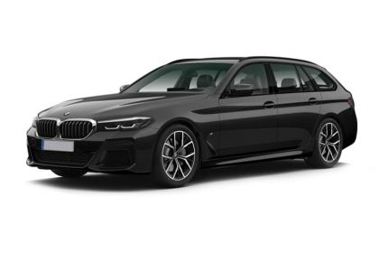 BMW 5 Series personal contract purchase cars