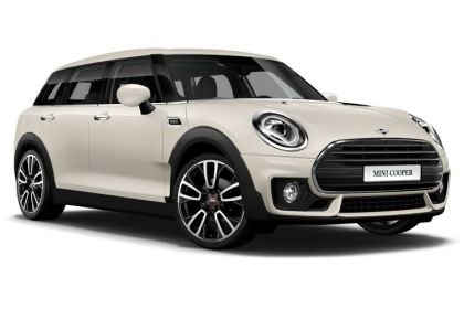 MINI Clubman personal contract purchase cars