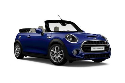 MINI Convertible personal contract purchase cars