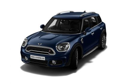 MINI Countryman personal contract purchase cars