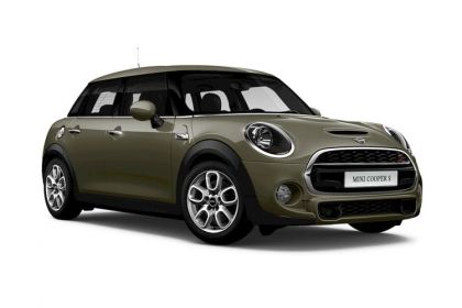 MINI Hatch personal contract purchase cars