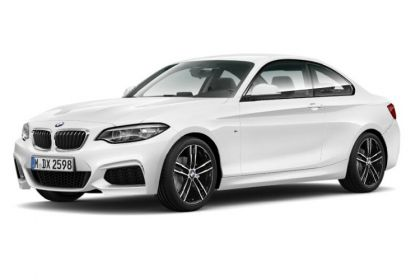 BMW 2 Series personal contract purchase cars