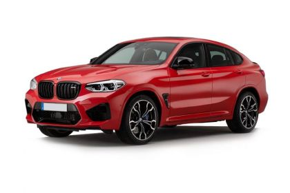 BMW X4 personal contract purchase cars