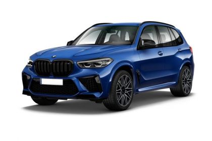 BMW X5 personal contract purchase cars