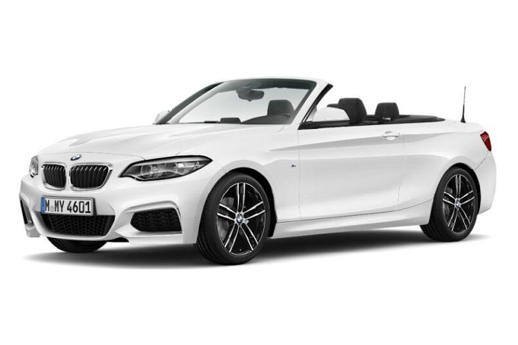 BMW 2 Series 220 Convertible 2.0 i 184PS M Sport 2Dr Auto [Start Stop] front view