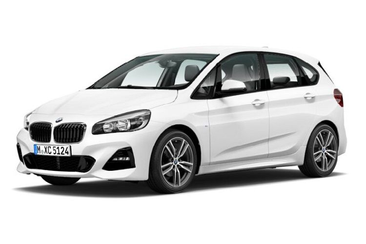 BMW 2 Series Tourer 218 Gran Tourer 1.5 i 136PS Sport 5Dr DCT [Start Stop] [Tech II] front view