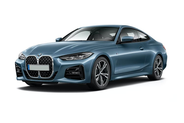 BMW 4 Series 420 Coupe 2.0 i 184PS M Sport 2Dr Auto [Start Stop] front view