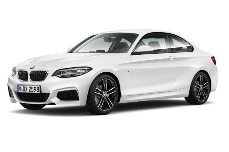 BMW 2 Series 218 Coupe 2.0 d 150PS Sport 2Dr Auto [Start Stop] front view