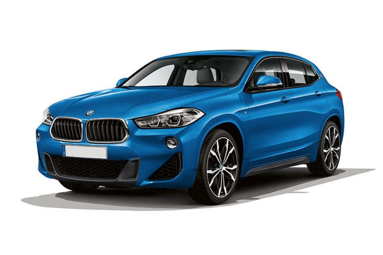 BMW X2 sDrive18 SUV 1.5 i 136PS M Sport 5Dr DCT [Start Stop] front view