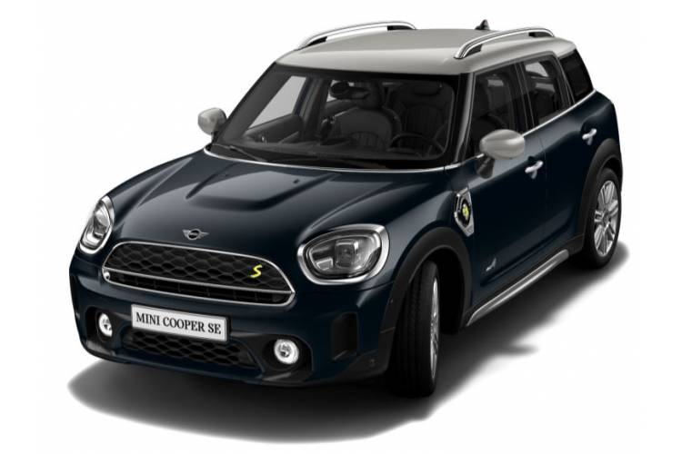 MINI Countryman SUV Cooper S All4 1.5 E PHEV 10kWh 222PS Exclusive 5Dr Auto [Start Stop]