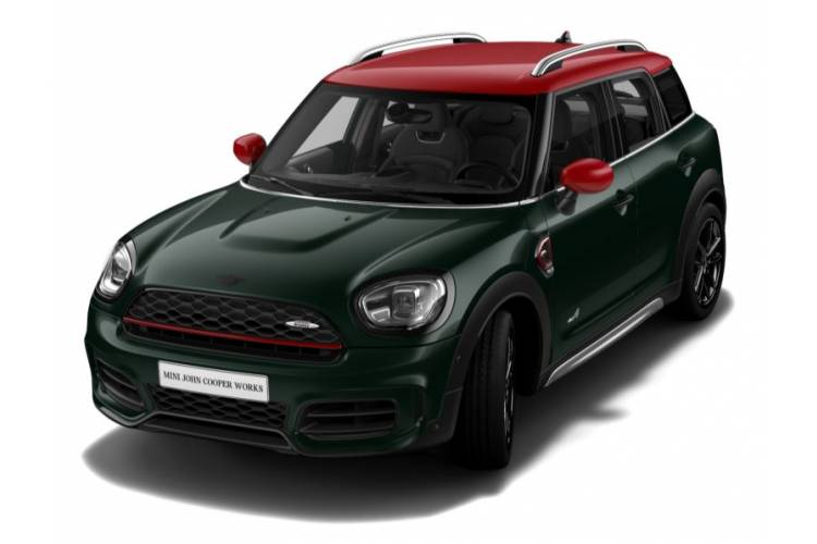 MINI Countryman SUV John Cooper Works All4 2.0  306PS  5Dr Auto [Start Stop]
