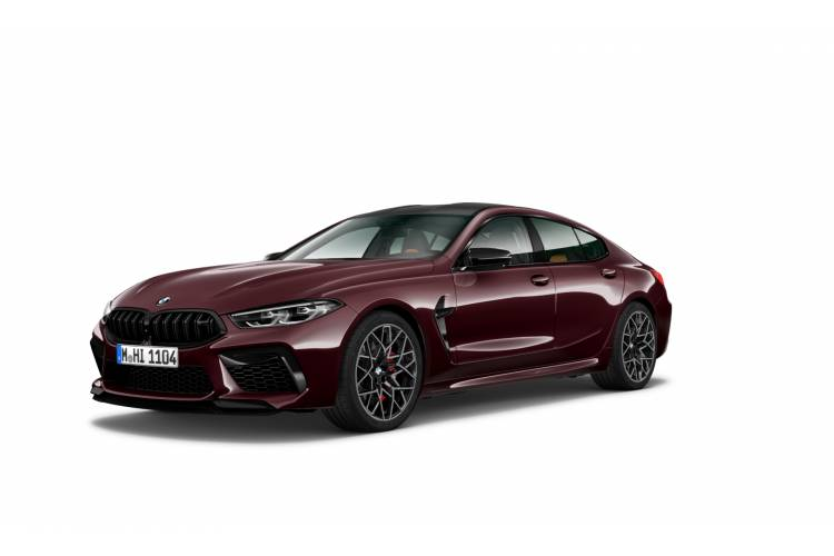 BMW 8 Series Saloon M8 Gran Coupe 4.4 i V8 625PS Competition 4Dr Steptronic [Start Stop]