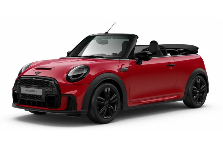 MINI Convertible Cooper S 2.0  178PS Sport 2Dr Manual [Start Stop]