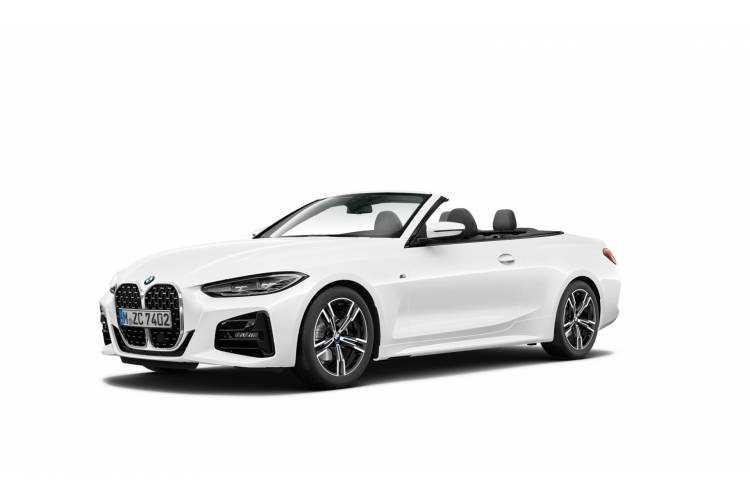 BMW 4 Series 420 Convertible 2.0 i 184PS M Sport 2Dr Auto [Start Stop]